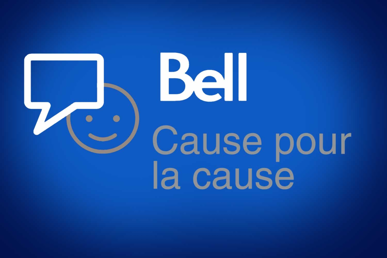 Bell: cause pour la cause