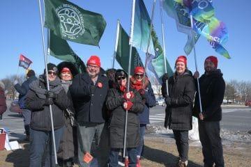 Solidarité avec les travailleuses et travailleurs de l'éducation