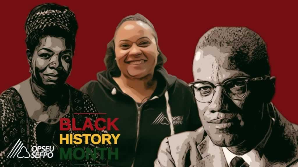 Black History Month: Megan Carter