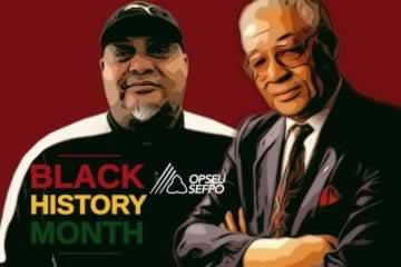 Mois de l'histoire des Noirs: Peter Thompson
