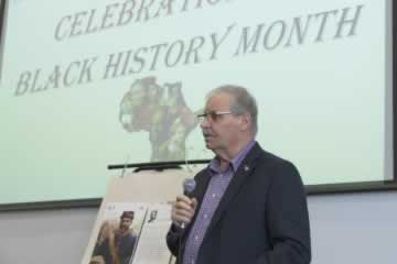Honorer celles et ceux qui ont traditionnellement été exclus de notre histoire; le SEFPO célèbre le Mois de l'histoire des Noirs