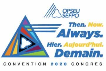 Staying connected while staying apart; Convention 2020