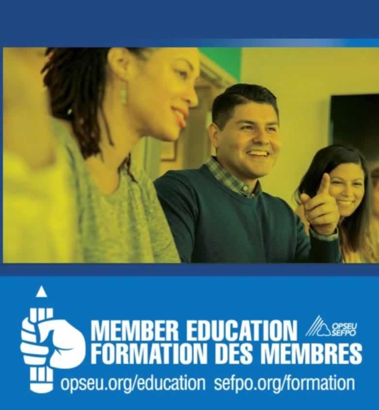 Le nouveau Guide des activités de l'OPSEU/SEFPO comprend la Formule de reconnaissance du territoire et l'Énoncé de respect