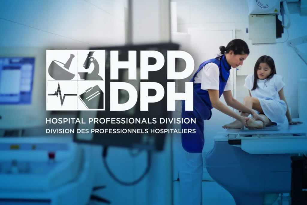 Merci aux membres de la Division des professionnels hospitaliers du SEFPO