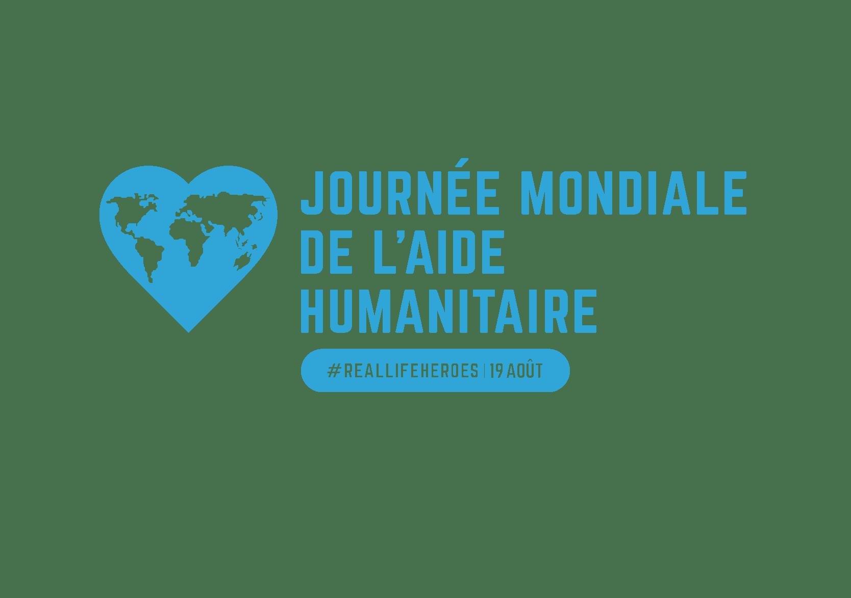 Journee Mondiale De L'Aide Humanitaire