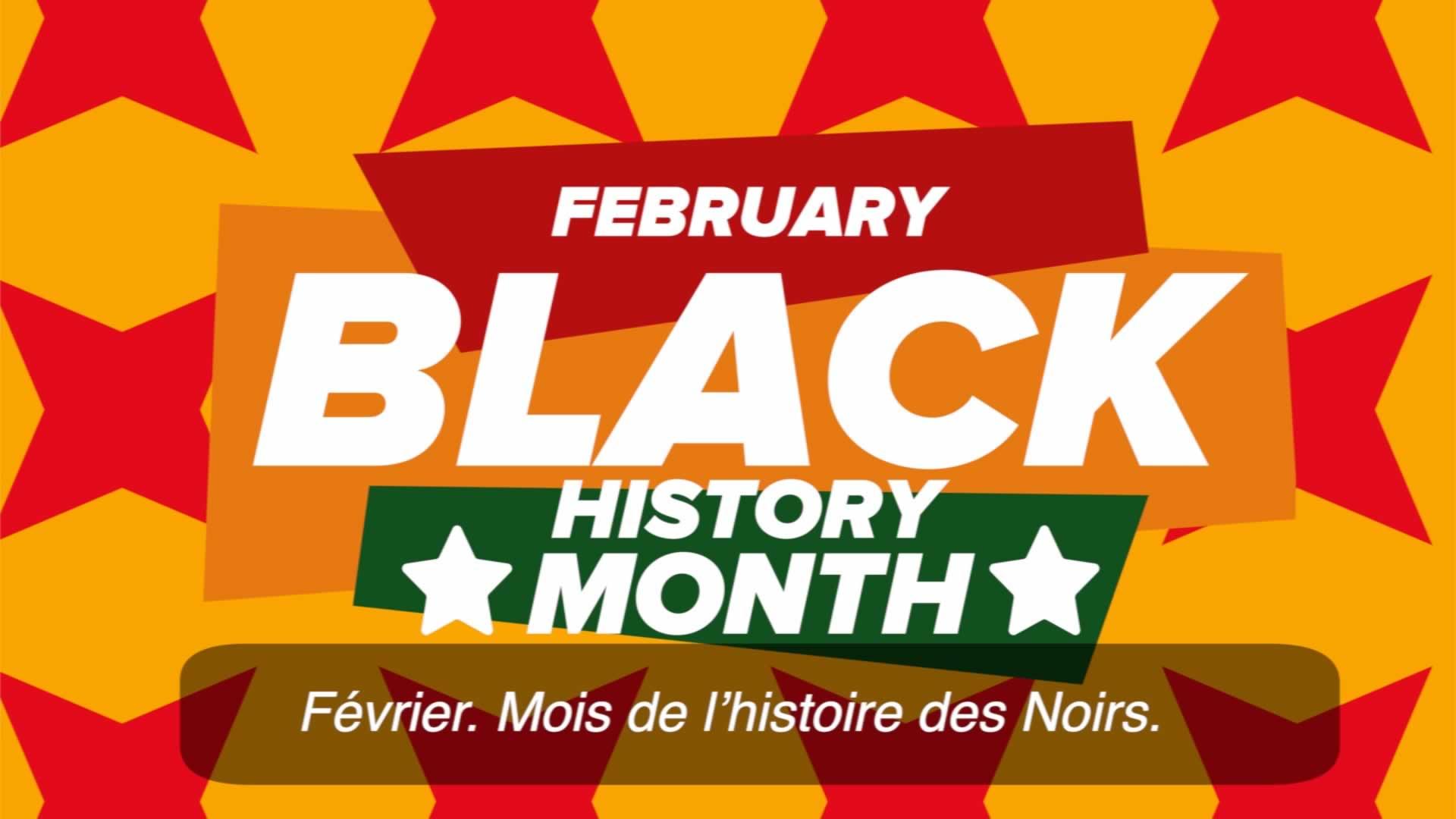 Le Mois de l'histoire des Noirs : Célébrer la résilience et continuer la résistance