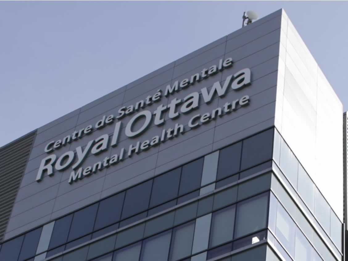 Centre de Sante Mentale Royal Ottawa Mental Health Centre