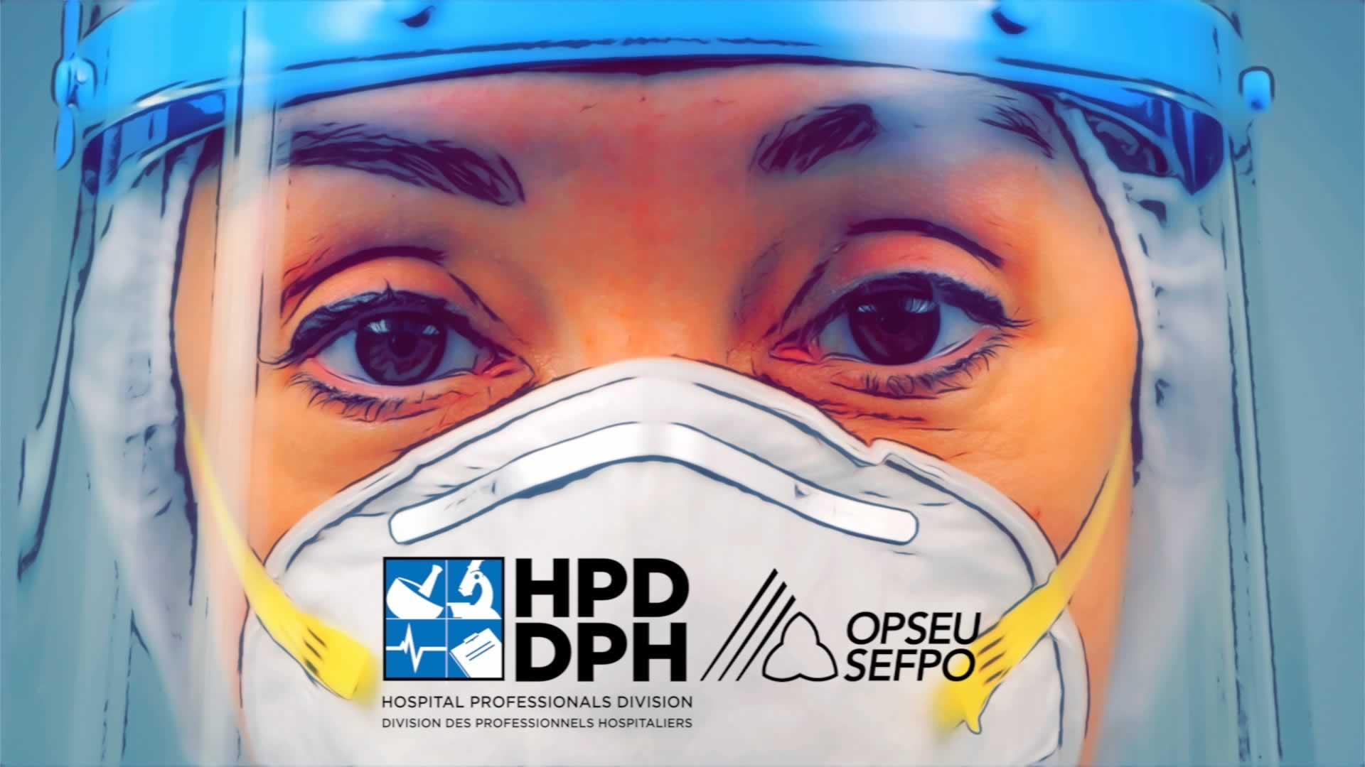 Professionnels hospitaliers membres de l'OPSEU/SEFPO : Protéger les Ontariens chaque jour