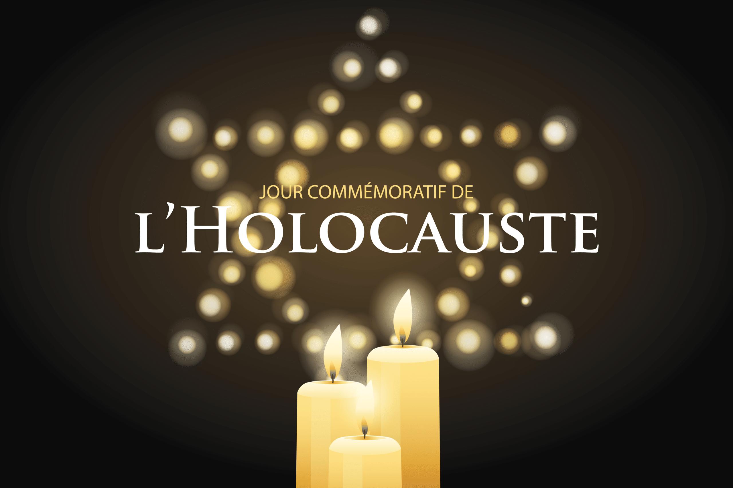 Jour Commemoratif de L'Holocauste
