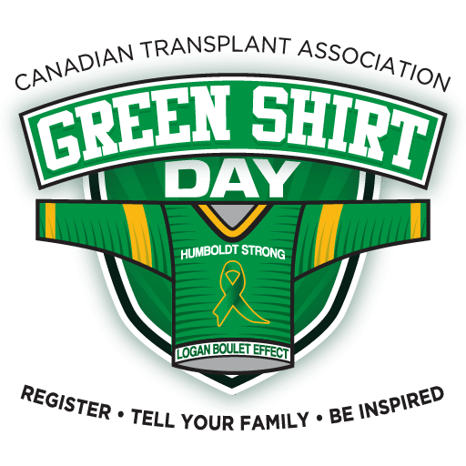 Image of a Jersey for Green Shirt Day, Humboldt Strong